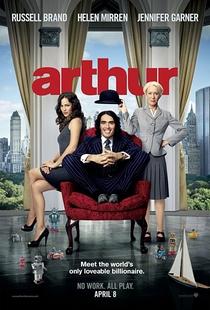 Arthur – O Milionário Irresistível - Poster / Capa / Cartaz - Oficial 1