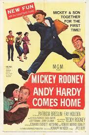 A Volta de Andy Hardy - Poster / Capa / Cartaz - Oficial 1