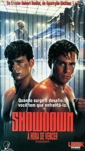 Showdown - A Hora de Vencer - Poster / Capa / Cartaz - Oficial 2