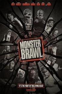 Luta de Monstros - Poster / Capa / Cartaz - Oficial 1