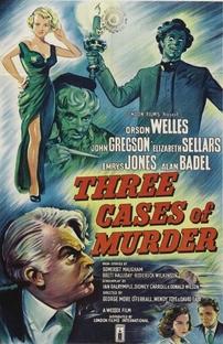 Três Casos de Assassinato - Poster / Capa / Cartaz - Oficial 1