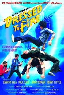 Dressed to Fire - Poster / Capa / Cartaz - Oficial 1