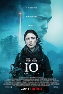 IO: O Último na Terra - Poster / Capa / Cartaz - Oficial 1