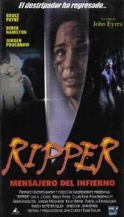 Ripper - Mensageiro do Inferno - Poster / Capa / Cartaz - Oficial 3