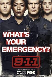 9-1-1 (2ª Temporada) - Poster / Capa / Cartaz - Oficial 2