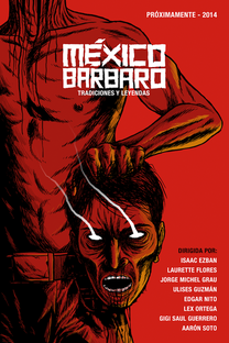 México Bárbaro - Poster / Capa / Cartaz - Oficial 1