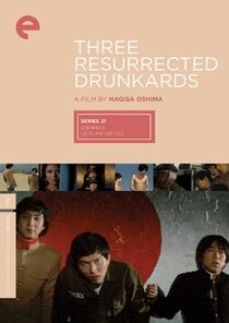 O Regresso dos Três Bêbados - Poster / Capa / Cartaz - Oficial 1