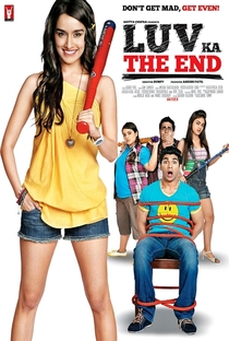 Luv Ka the End - Poster / Capa / Cartaz - Oficial 1