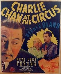 Charlie Chan no Circo - Poster / Capa / Cartaz - Oficial 1
