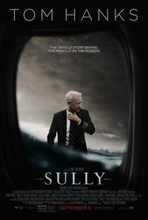 Sully: O Herói do Rio Hudson - Poster / Capa / Cartaz - Oficial 2