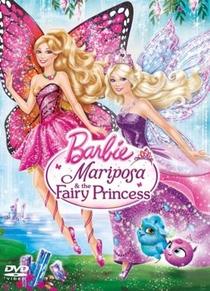 Barbie: Butterfly e a Princesa Fairy - Poster / Capa / Cartaz - Oficial 1