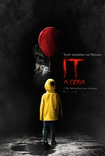 It - A Coisa - Poster / Capa / Cartaz - Oficial 1