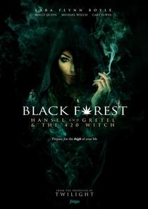 João, Maria e a Bruxa da Floresta Negra - Poster / Capa / Cartaz - Oficial 3
