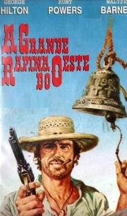 Aleluia para Django - Poster / Capa / Cartaz - Oficial 6