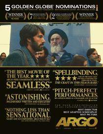 Argo - Poster / Capa / Cartaz - Oficial 6