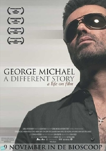 George Michael: A Different Story - Poster / Capa / Cartaz - Oficial 1