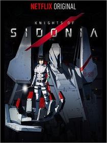 Knights of Sidonia - Poster / Capa / Cartaz - Oficial 1