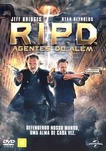 R.I.P.D. - Agentes do Além - Poster / Capa / Cartaz - Oficial 6