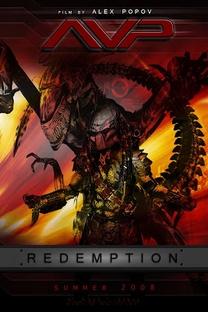 Alien vs. Predador - Redenção - Poster / Capa / Cartaz - Oficial 1