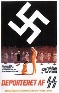 Gestapo Esquadrão da Tortura - Poster / Capa / Cartaz - Oficial 1