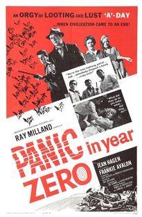 Pânico no Ano Zero - Poster / Capa / Cartaz - Oficial 3
