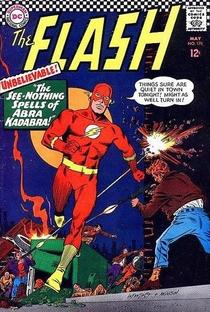 O Flash - Poster / Capa / Cartaz - Oficial 1