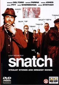 Snatch - Porcos e Diamantes - Poster / Capa / Cartaz - Oficial 2