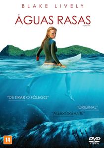 Águas Rasas - Poster / Capa / Cartaz - Oficial 5
