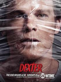 Dexter (8ª Temporada) - Poster / Capa / Cartaz - Oficial 1