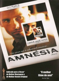 Amnésia - Poster / Capa / Cartaz - Oficial 7
