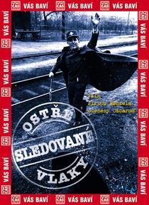Trens Estreitamente Vigiados - Poster / Capa / Cartaz - Oficial 3