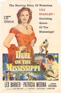 A Mestiça do Mississipi - Poster / Capa / Cartaz - Oficial 1