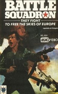 Esquadrão de Batalha - Poster / Capa / Cartaz - Oficial 1