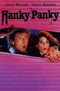 Hanky Panky - Uma Dupla em Apuros - Poster / Capa / Cartaz - Oficial 3