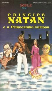 O Príncipe Natan e a Princesinha Curiosa - Poster / Capa / Cartaz - Oficial 1