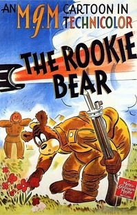 The Rookie Bear - Poster / Capa / Cartaz - Oficial 1
