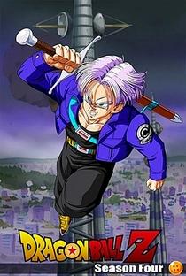 Dragon Ball Z (4ª Temporada) - Poster / Capa / Cartaz - Oficial 23