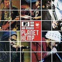 Planet Hemp - MTV ao Vivo - Poster / Capa / Cartaz - Oficial 1