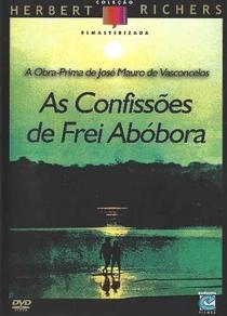 As Confissões de Frei Abóbora - Poster / Capa / Cartaz - Oficial 1