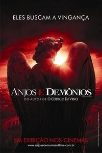 Anjos e Demônios - Poster / Capa / Cartaz - Oficial 6