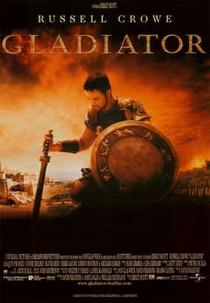 Gladiador - Poster / Capa / Cartaz - Oficial 1