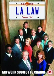 L.A. Law (5ª Temporada) - Poster / Capa / Cartaz - Oficial 1