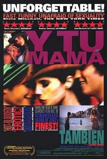 E Sua Mãe Também - Poster / Capa / Cartaz - Oficial 4