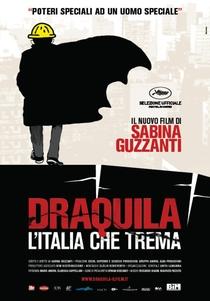 Draquila - A Itália que Treme - Poster / Capa / Cartaz - Oficial 1