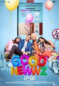 Good Newwz - Poster / Capa / Cartaz - Oficial 5