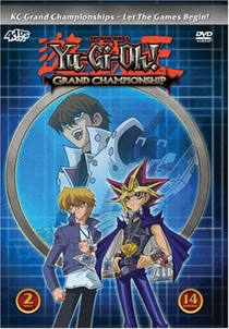 Yu-Gi-Oh! Duel Monsters: KC Grand Prix (6ª Temporada) - Poster / Capa / Cartaz - Oficial 1