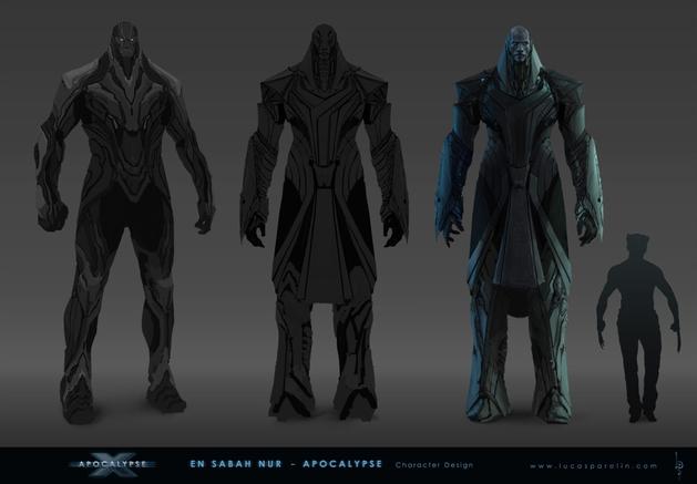 """X-Men: artista imagina """"The Rock"""" como o vilão Apocalypse"""
