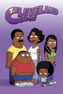 The Cleveland Show (3ª Temporada) - Poster / Capa / Cartaz - Oficial 2