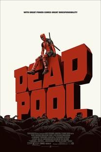 Deadpool - Poster / Capa / Cartaz - Oficial 16