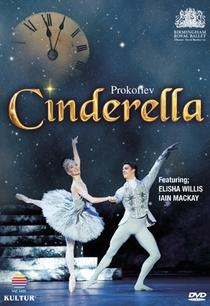 Cinderela - Birmingham Royal Ballet - Poster / Capa / Cartaz - Oficial 1